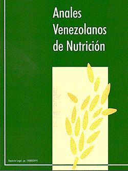 Anales Venezolanos de Nutrición