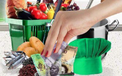 Guía 13: Come saludable y sabroso a bajo costo