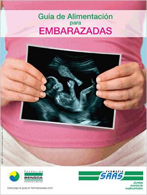 Guía 7: Alimentación para embarazadas