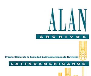 Archivos Latinoamericanos de Nutrición