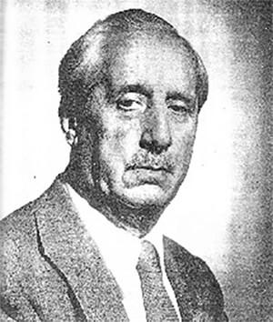 Destacado médico y escritor, nació el 12 de agosto de 1879 en Barcelona, España. Fue profesor universitario desde la edad de veinticinco años; realizó una notable labor, principalmente en el campo Fisiología.