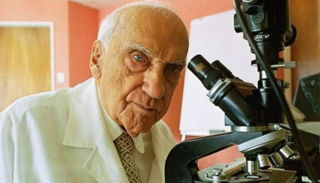 Dr. Jacinto Convit: un siglo de dedicación a la salud de la humanidad