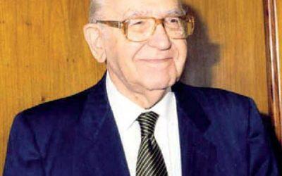Premio Sabino Arana reconocimiento al Dr. Bengoa